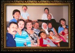 Жанарбаев Сейфолла Нияз-ұлының отбасы